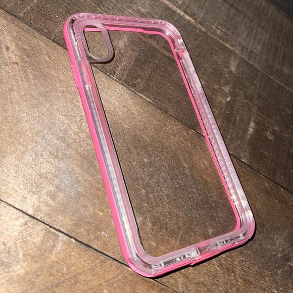 Lifeproof Next Cactus Rose iPhone XS Max Case